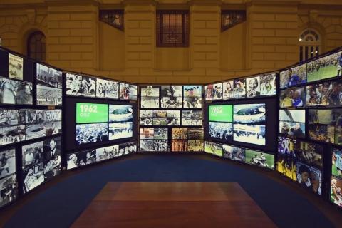 Museu do Futebol | Na Área